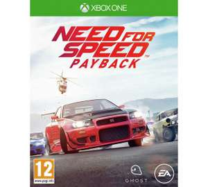 Need for Speed Payback Xbox £16.99 @ Argos