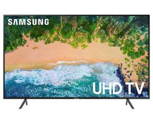 Samsung UE40NU7120 40 inch SMART 4K UHD TV - £293.25 w/code @ cramptonandmoore eBay