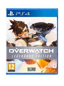 Overwatch Legendary Edition (PS4/Xbox One/PC) £16.99 (C&C) @ Very (Amazon Matched)