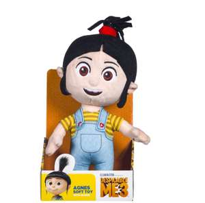Despicable Me Agnes Talking Doll on Sale on Amazon for £7.97 (Prime) £12.46 (Non Prime)