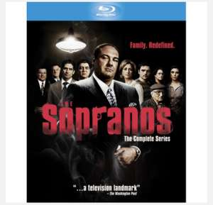 The Sopranos Complete Series Blu-Ray Collection - £49.99 @ HMV