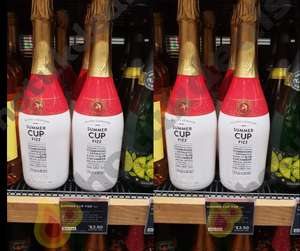 Summer Cup Fizz down to £2.50 M&S
