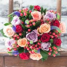 24% off Christmas Bouquets with Code @ Appleyards Flowers