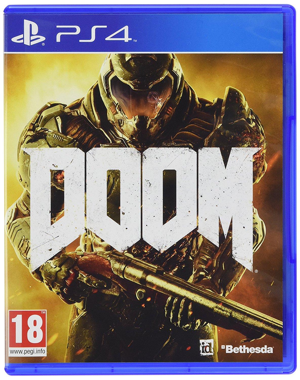 DOOM PS4 £5.99 (Prime) £8.98 (Non Prime) @ Amazon