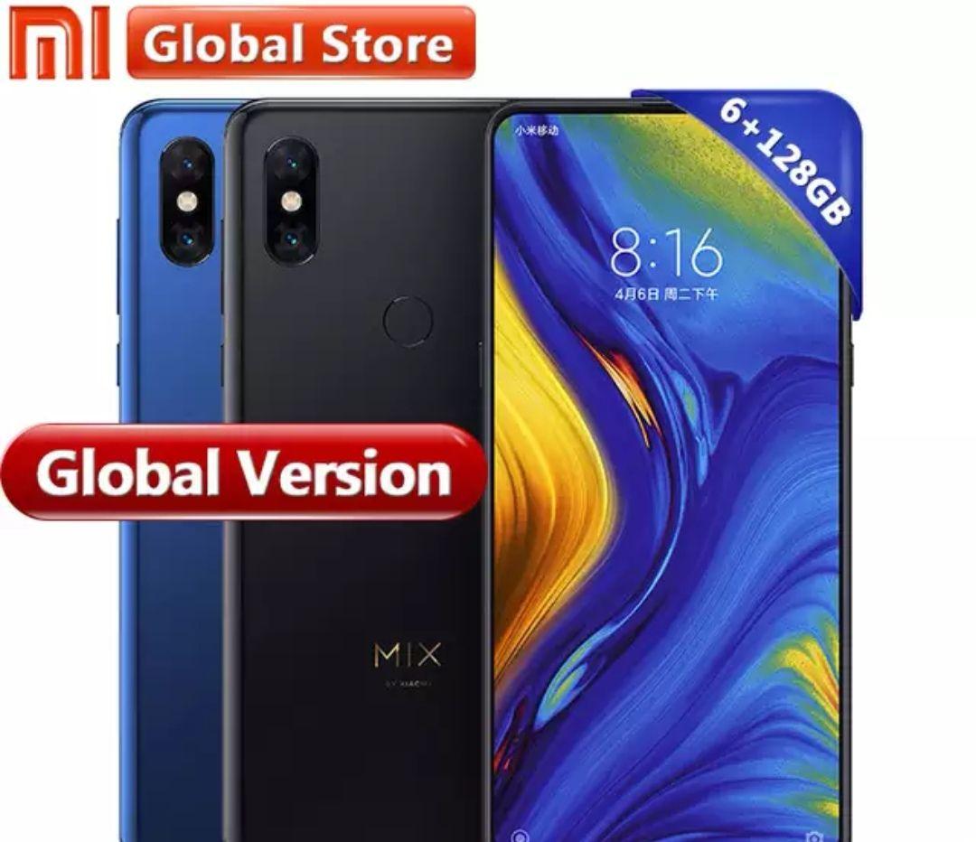 Global Version Xiaomi Mi Mix 3 6GB 128GB  £463 (fee free) Delivered £480 @ Mi global aliexpress