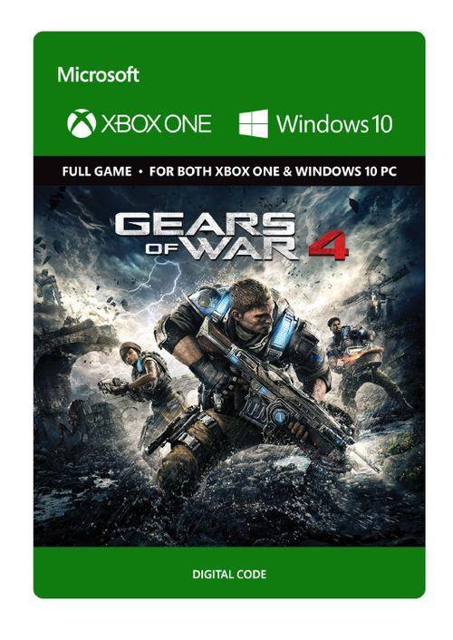 Gears of War 4 Xbox One/PC Play Anywhere £5.99 @ CDKEYS