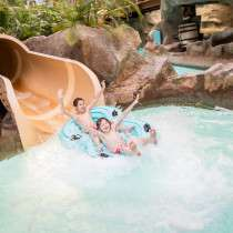 Stay at Cbeebies Land hotel with breakfast, 9 holes of golf, 1 day waterpark, entertainment & free parking from £64 / £32pp @ Alton Towers