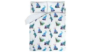 Northern lights duvet cover at Asda from £4.20