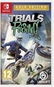 PRE ORDER - Trials Rising Gold (Switch) £26.99 Delivered @ HMV