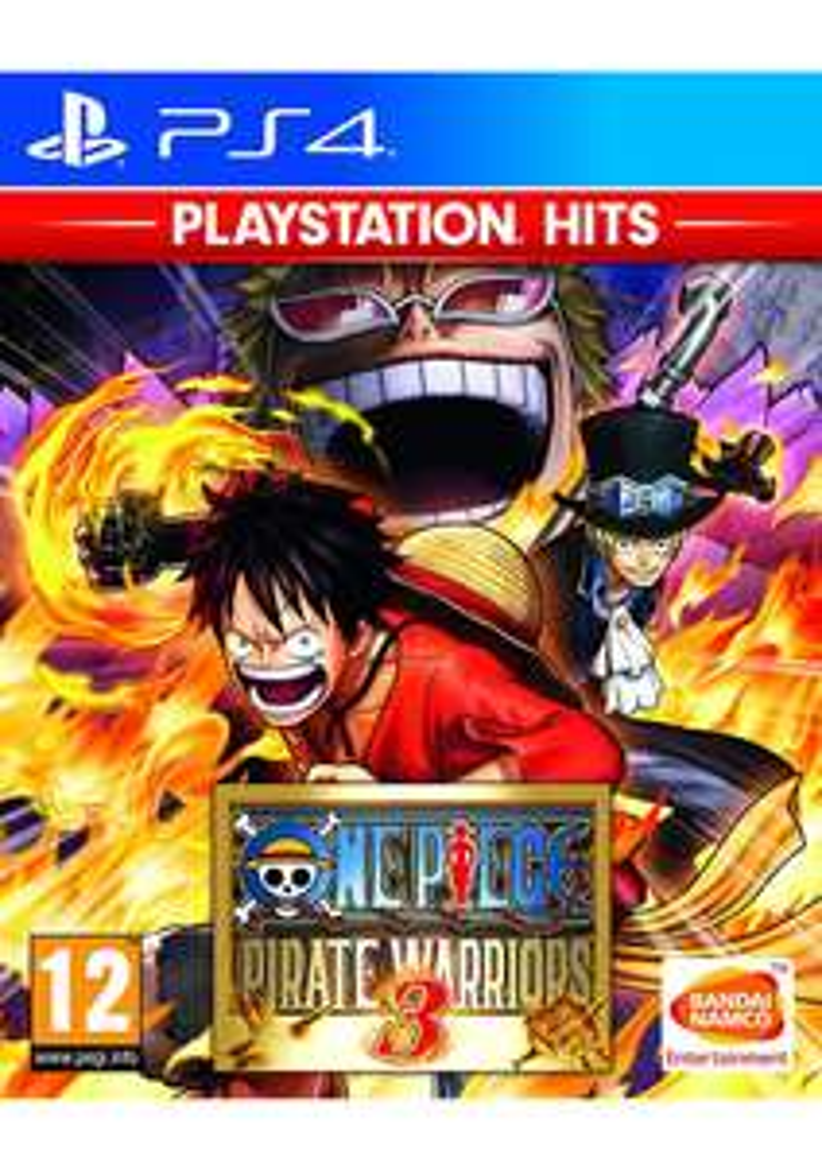 One Piece - Pirate Warriors 3 USED GERMAN Version PS4@Momox ebay