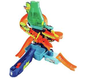 Hot Wheels Colour Change Action Volcano Playset - £20 down from £40 @ Argos Online & In Store