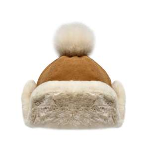 Ugg Heritage Sheepskin Flap Hat £23.20 + £2 Doddle collect OR £4.95 delivery (from £25.20 total) Size XL only remaining. @ Shoeaholics