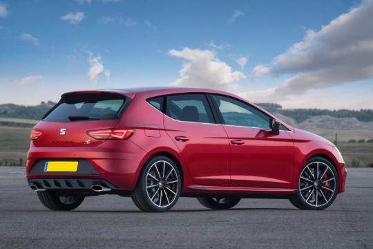 Seat Leon 2.0 TSI 290 Cupra EZ DSG - 24 Month Lease - 10k miles p/a - £785.37 deposit + £261.79pm + no fee = £6,806.74 @ Leasing Options