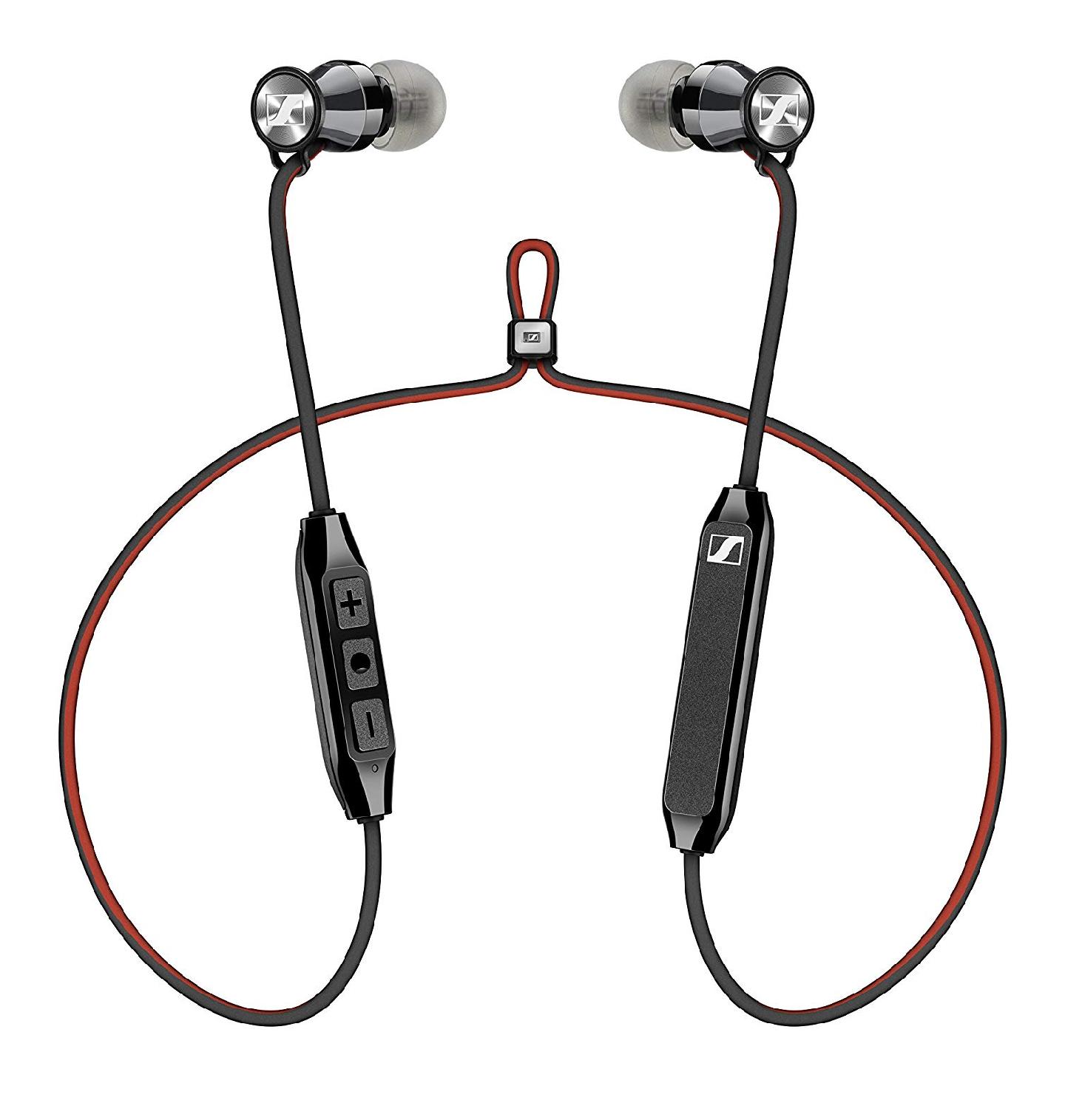 Sennheiser Momentum Free, Wireless Bluetooth Headphones - Black at Amazon for £134.95