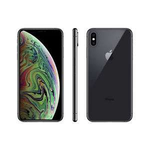 Apple iPhone XS - 64GB - Space Grey (Unlocked) A2097 Smartphone at Ebay/moneyshop for £795
