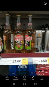 Two big desperados £4 + same deal on Sapporo normally £2.60 each @ Tesco