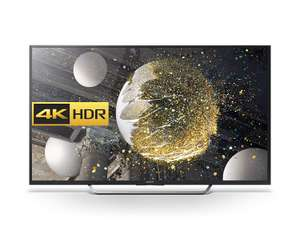 Sony Bravia KD65XD7505 65-Inch Android 4K HDR Ultra HD Smart LED TV with Youview, Freeview HD (2016 Model) - Black £981.85 @ Amazon