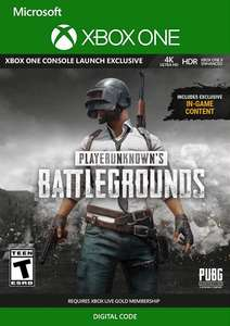 PlayerUnknown's Battlegrounds (PUBG) + Assassin Creed Unity (Xbox One) £7.49 @ CDKeys