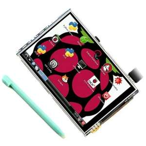 3.5 Inch Raspberry Pi 3B+ Display Raspberry Pi 3B+ Touch Display Plus Touch Pen £9.07 Delivered at Dresslily