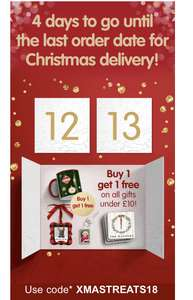 Boots photo - Buy any gift under £10 get one free