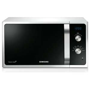 Samsung 23L Solo Microwave - White £59.54 @ Robert Dyas