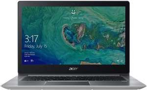 """Acer Swift 3 Ultra-Thin Laptop (14"""") with Accessories Bundle (Seagate 2TB External Drive, Wireless Mouse, Laptop Sleeve) £399.96 @ Acer UK"""