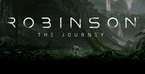 Robinson the journey pc vr game, steam key £5.75, 77% off at GamesPlanet!