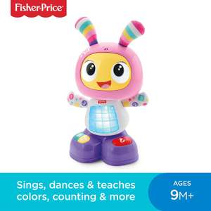 Fisher-Price 900 DYP06 Beat Belle Playset, Electronic Music and Dance Learning Toddler Toy @ Amazon £20.99 Delivered.