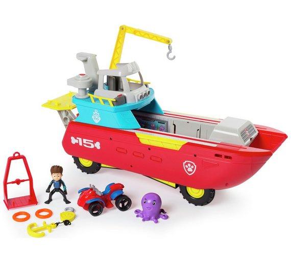 PAW Patrol Sea Patroller Vehicle £34.99 @ Argos