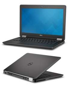 Dell (Grade A refurb) E7250 Laptop i5-5300U 8GB 256GB SSD £207 with code @ ITZoo