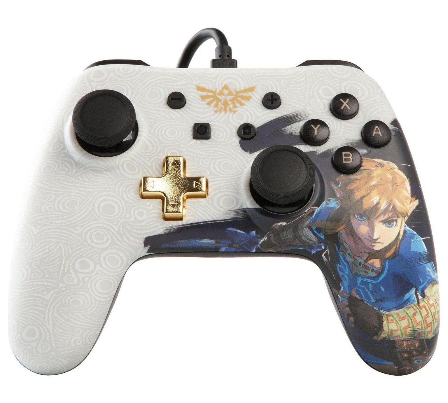 Nintendo Switch Zelda Reduced price wired controller £17.99 C+C @ Argos