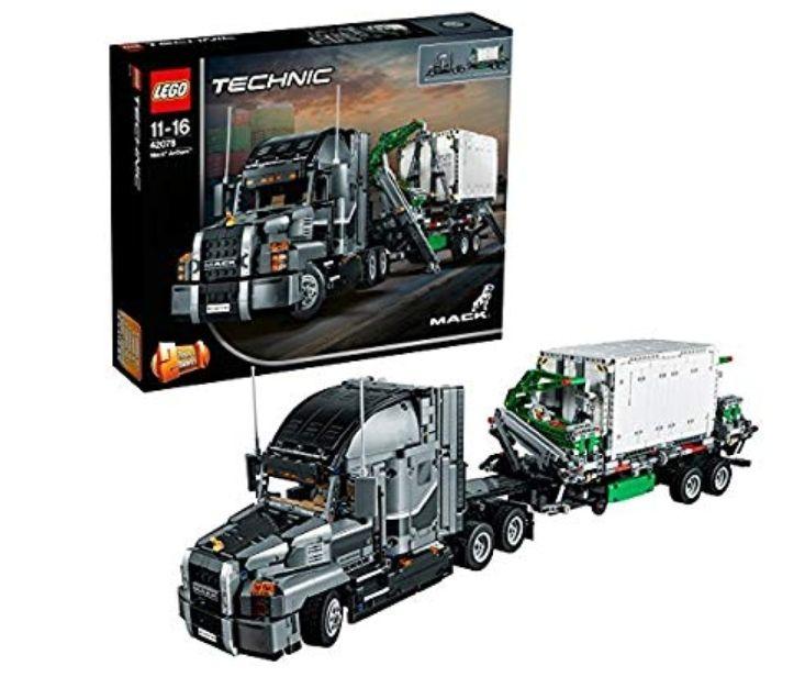 Lego 42078 Technic Mack Anthem Truck 2 in 1 - £85.97 @ Amazon.co.uk