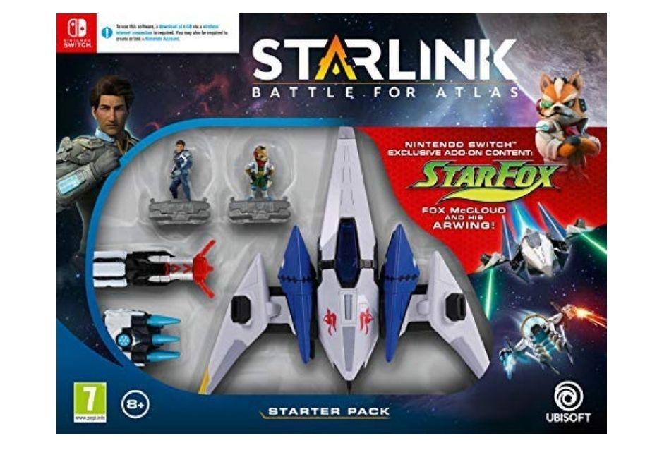 Starlink Battle for Atlas Starter Pack (Nintendo Switch/Xbox/PS4) - £19.99 Prime / £24.48 Non Prime @ Amazon.co.uk