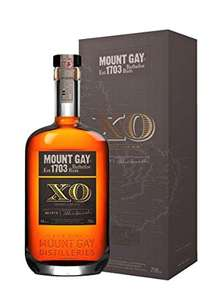 Mount Gay XO Extra Old Rerserve Cask Rum, 70 cl £29.50 at Amazon