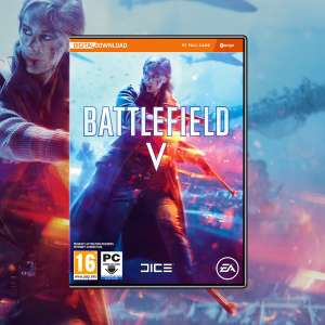 Battlefield V PC Game (code in the box) £29.99 @ Argos and Very