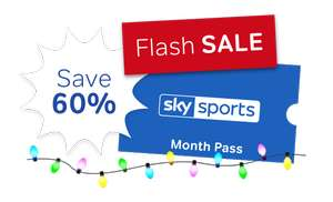 CODE STILL WORKING - Now TV Sky Sports 1 month for £12.99 was £33.99 - new and existing customers