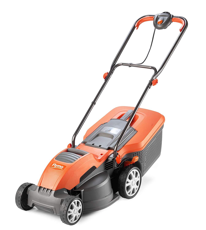 Flymo Electric Lawn Mower, 1500W, Cutting Width 36cm, 40L Grass Box £63.99 @ Amazon