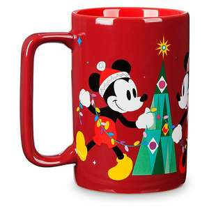 Mickey Mouse Mug and gift box £4.49 delivered @ ShopDisney