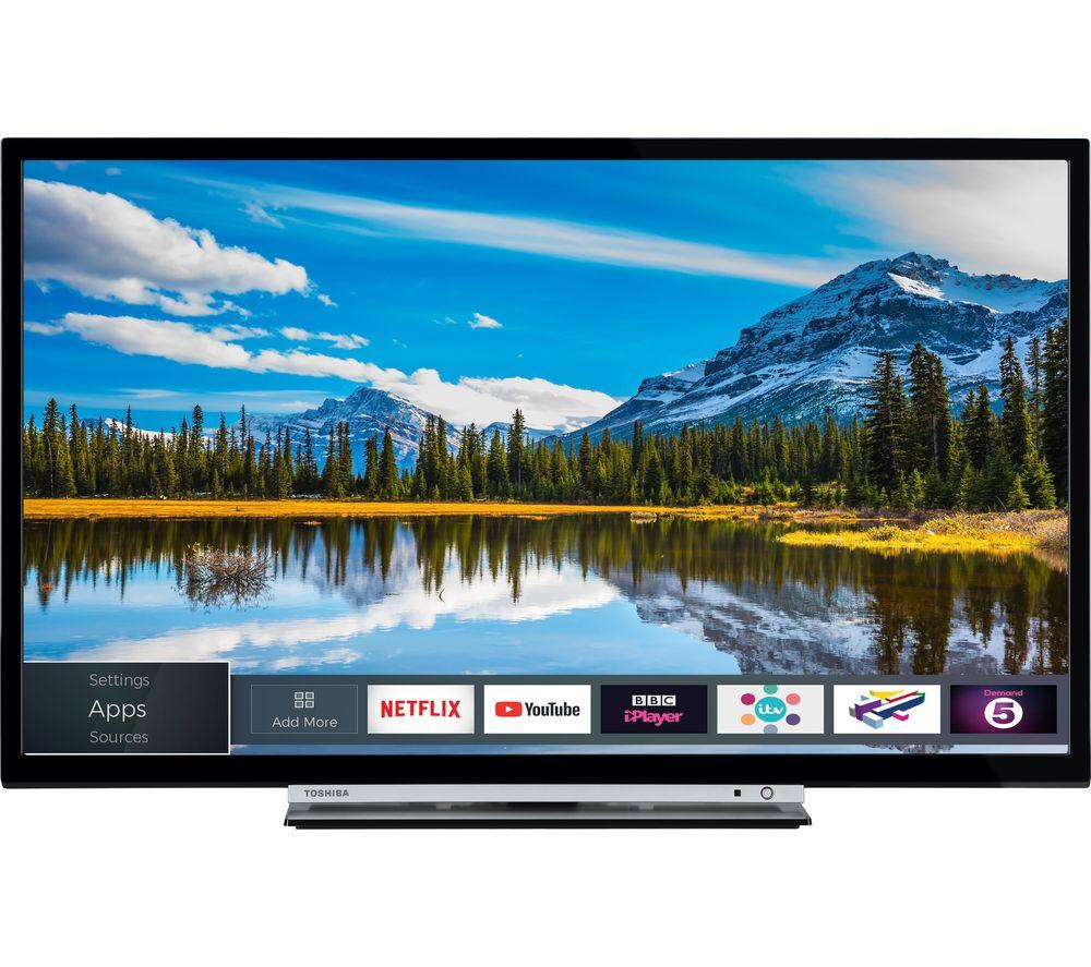 "TOSHIBA 40L3863DB 40"" Smart LED TV  £219 at Currys"