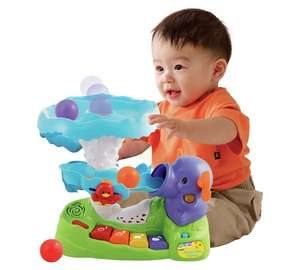 CLEARANCE  VTech Pop and Play Elephant £15.99 [ was £35.00 ] Argos