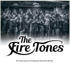 The Fire Tones Charity Christmas No.1 99p @ Google play / Itunes ect