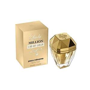 Paco Rabanne Lady Million Eau My Gold 80ml £38.43 Sold by PerfumeShopping and Fulfilled by Amazon.