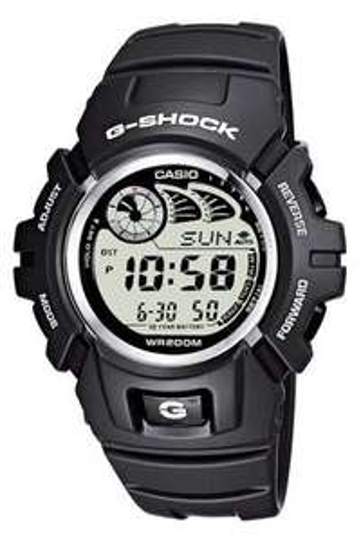 Casio Mens G-Shock Auto Illuminator Grey Resin Watch, £39 at Amazon