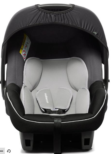 mothercare ziba baby car seat - black - £29.75 w/code + Free C&C @ Mothercare