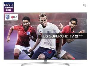 "LG 55SK8500PLA (55"") 4K SUHD HDR TV £699 @ Currys"