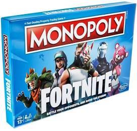 Fortnite Monopoly £19.99 at B&M