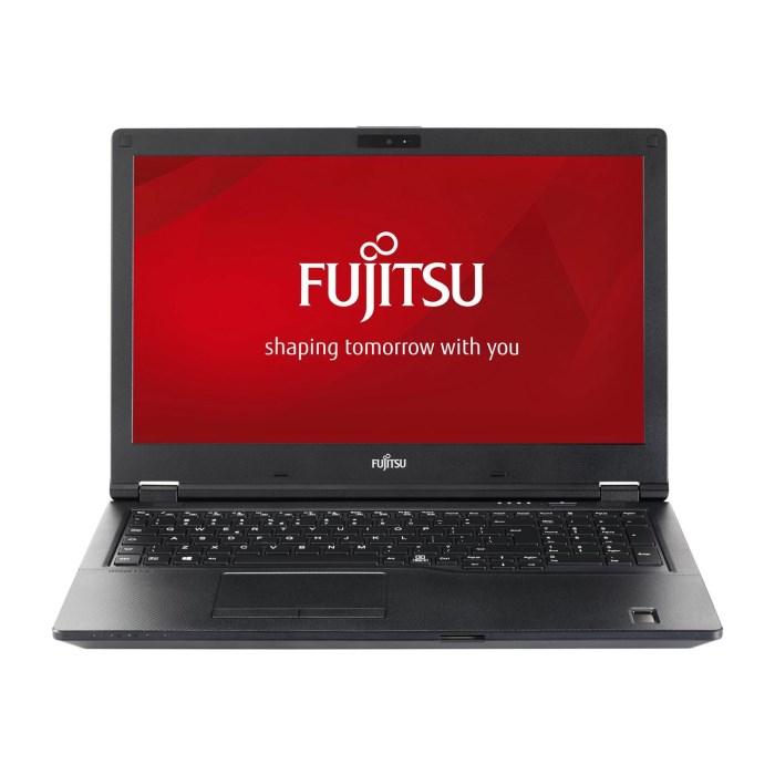 Fujitsu Lifebook Core i5-7200U 4GB 256GB SSD 15.6 Inch Windows 10 Pro Laptop £439 @ Laptops direct