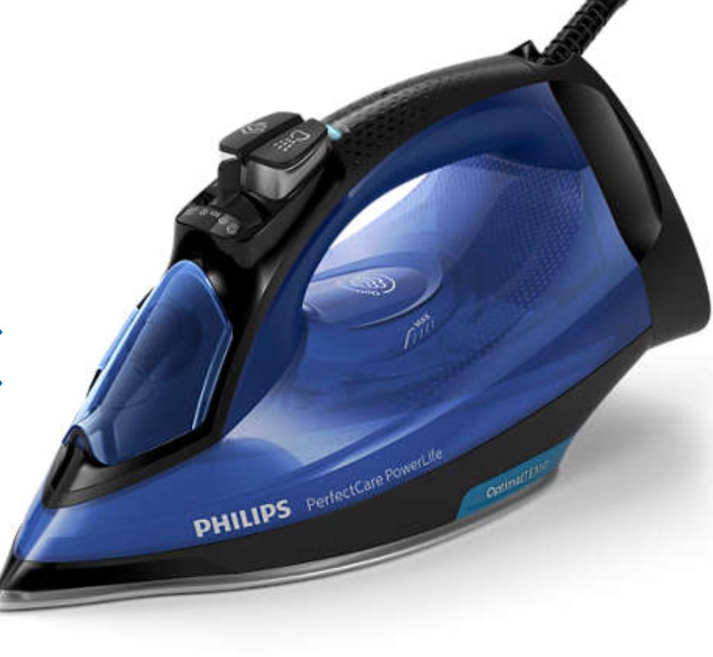 Philips Steam Iron GC3920/26 Only £32.53 @Philips eBay (Box Damaged)