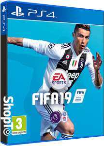 FIFA 19 on PS4 and Xbox One - £28.85 @ ShopTo