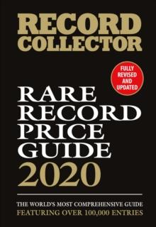 Rare Record Price Guide 2020 Paperback Book - £19.99 delivered @ Hive